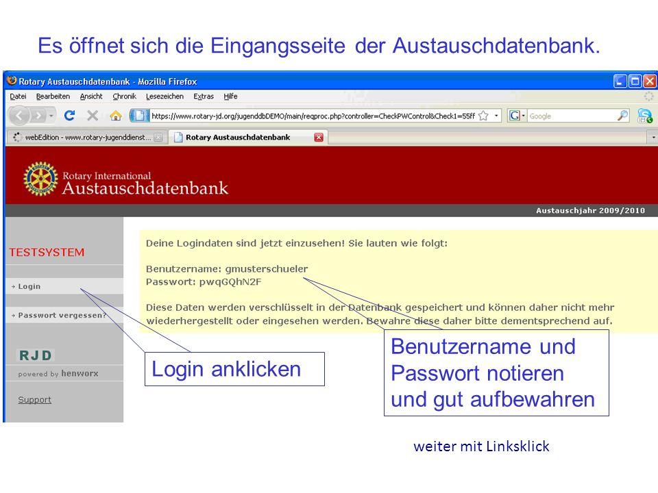 Web-Adresse: www.rotary-jd.de/jugenddb 1.