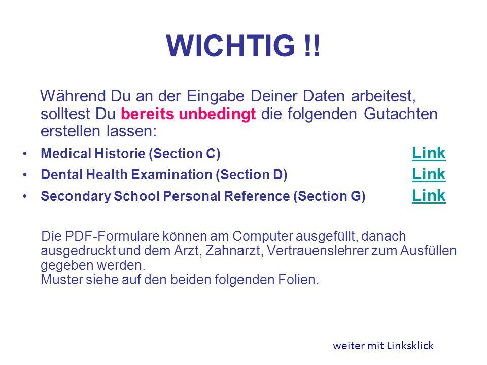 WICHTIG !.