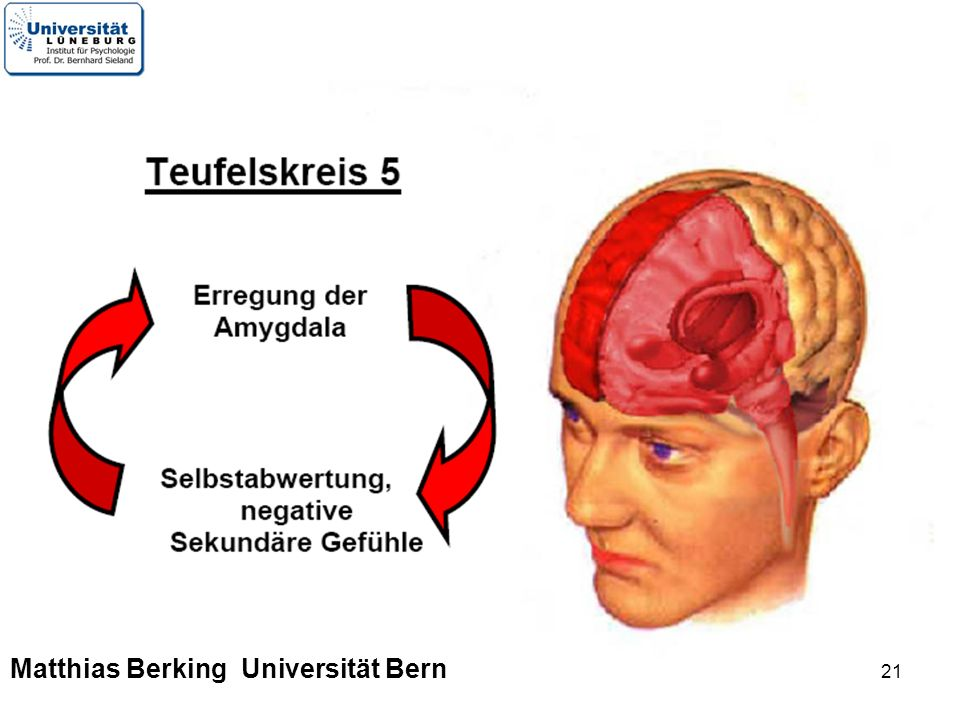 21 Matthias Berking Universität Bern