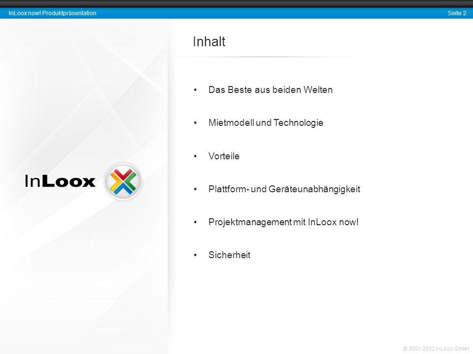 Seite 2 InLoox now.
