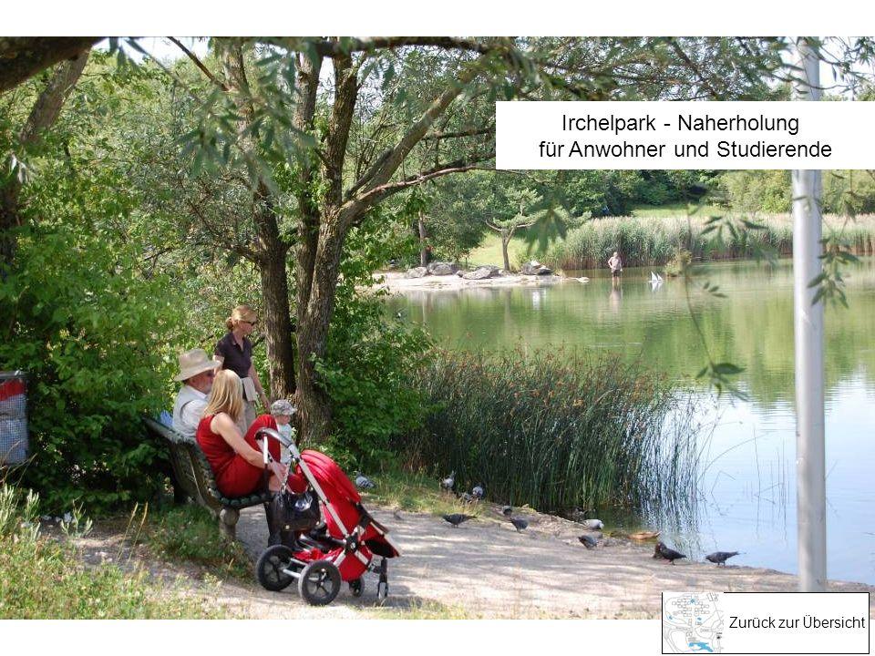 Zurück zur Übersicht Irchelpark - Naherholung für Anwohner und Studierende