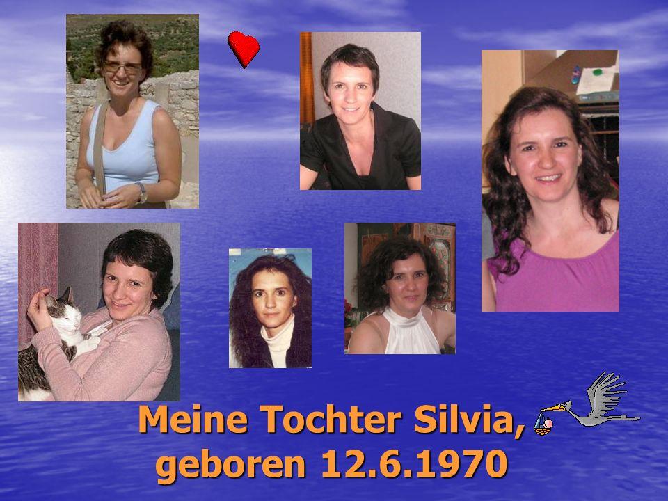 Mein Sohn Günther, Geboren 18.6.1968
