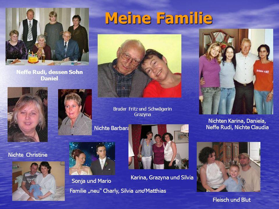 Glücklich geschieden, ca. 30 jährig mit meinen Kindern Günther und Silvia unterm Lichterbaum.