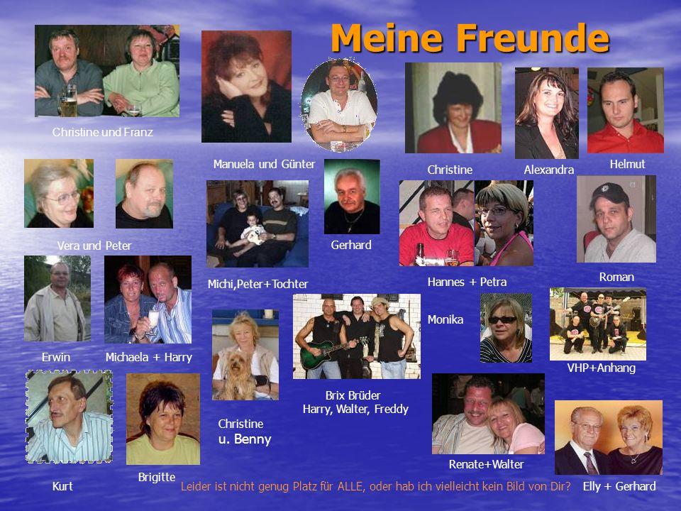 Meine Familie Kartin und Elisabeth – die Töchter meiner Nichten Fam. meines Cousins Franz Stöger Christoph, Katrin und Markus Fam. Bauer (Oberwart)
