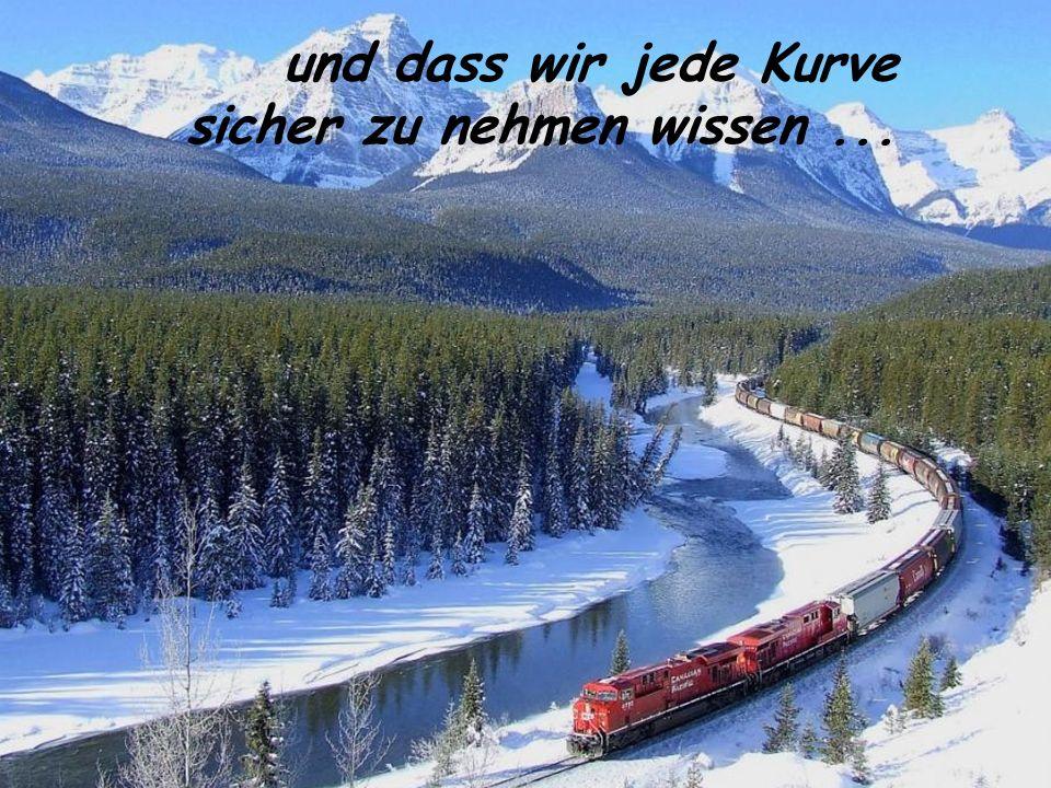 ... in der Hoffnung, dass es ein wunderbares Jahr wird...
