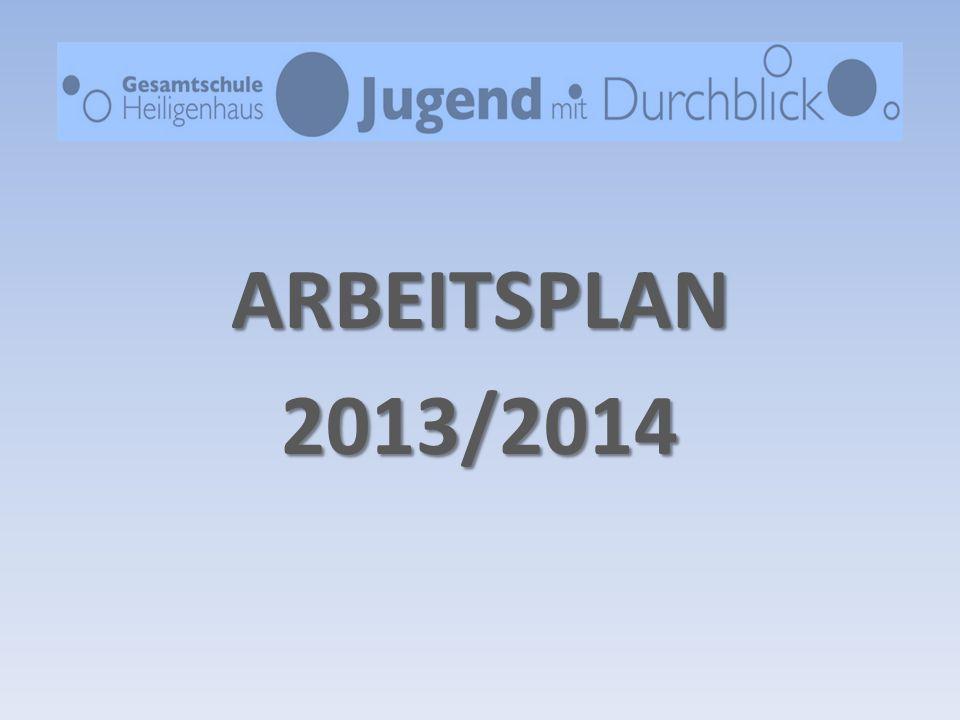 ARBEITSPLAN2013/2014