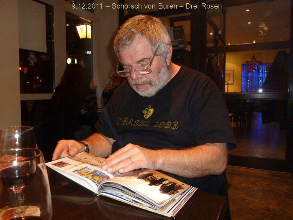 9.12.2011 – Schorsch von Büren – Drei Rosen