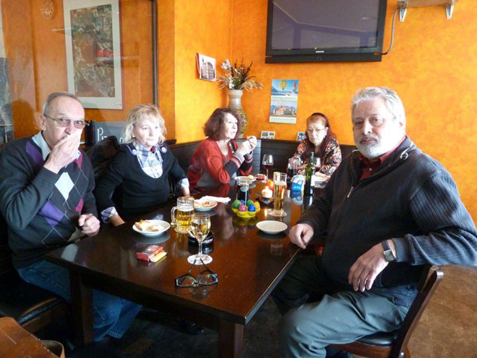 22.1.2012 – Freddy Meyer – Geburtstag – Drei Rosen Freddy, Hanni, Ruthli Adler