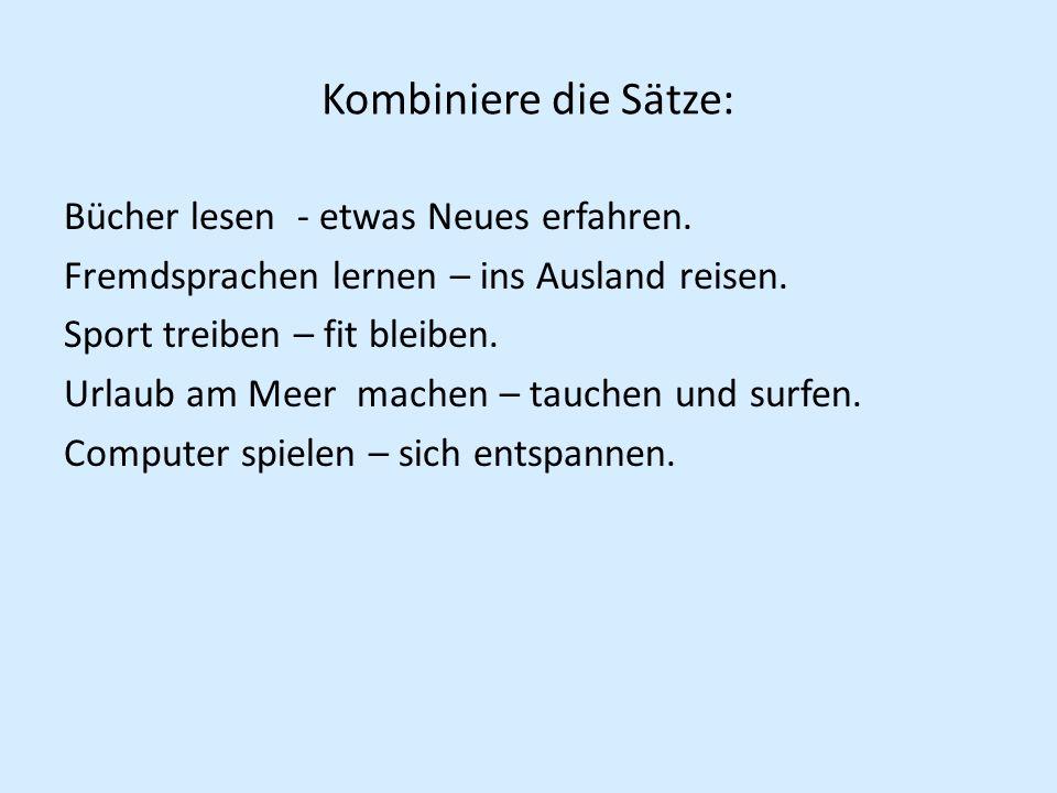 Ресурсы: О.Ю.Зверлова «В центре внимания немецкий» Учебник немецкого языка для 7 класса.