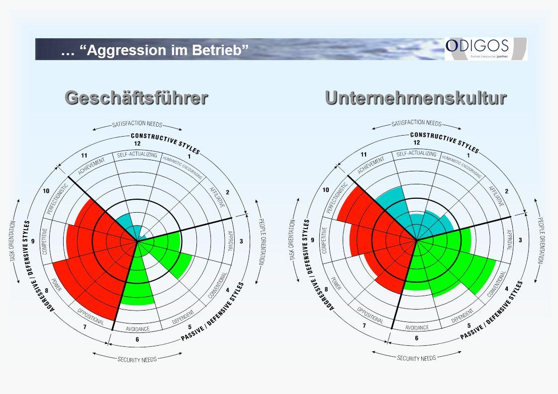 … Aggression im Betrieb Geschäftsführer Unternehmenskultur