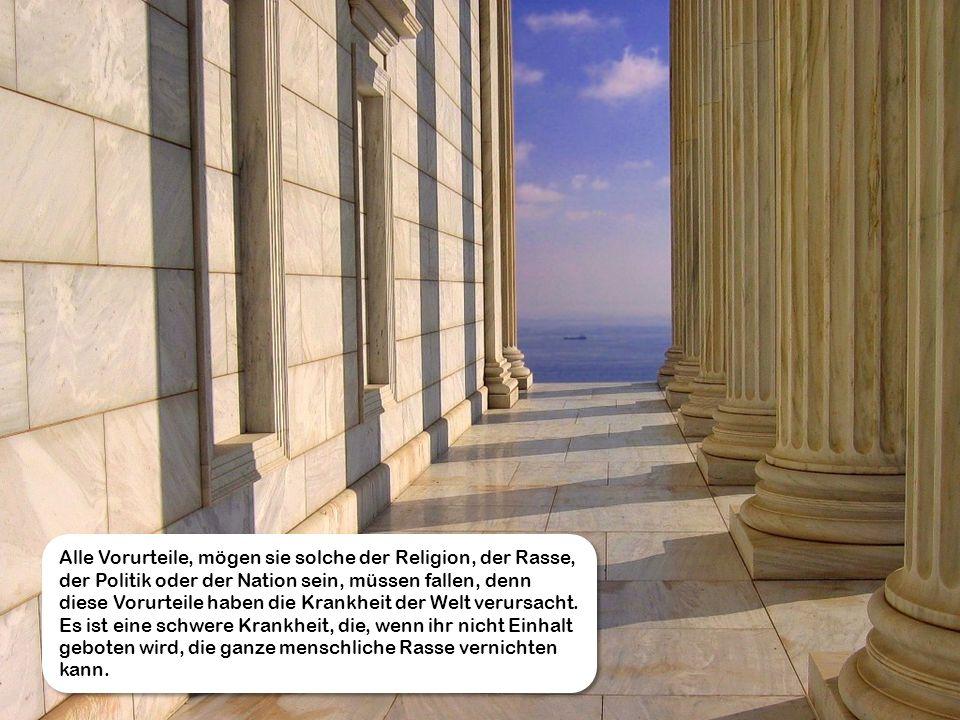 Bahá u lláh sagte: Gleich wie die Wolken die Sonne und den Himmel vor unserem Blick verbergen, verbarg auch die Menschlichkeit Christi der Menschenwelt Sein wahres göttliches Wesen.