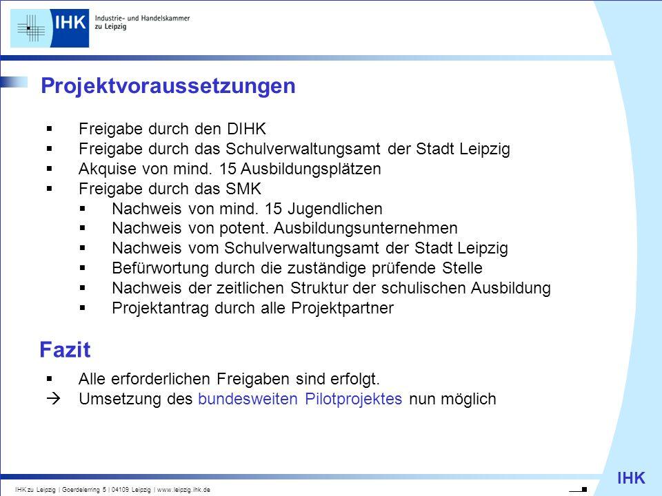 IHK IHK zu Leipzig | Goerdelerring 5 | 04109 Leipzig | www.leipzig.ihk.de Organisatorisches Ansprechpartner: Aus- und Weiterbildungsberater Herr Schulz Telefon: 0341 - 12 67 14 60 E-Mail:schulz@ihk.leipzig.deschulz@ihk.leipzig.de Prüfungstermine (siehe Zeitplan BSZ) Individuelle Anpassung der sachlichen und zeitlichen Gliederung der Berufausbildung Einreichung mit Ausbildungsvertrag Antrag auf Verlängerung Einreichung mit Ausbildungsvertrag Quelle: www.leipzig.ihk.de, unter Aus- und Weiterbildung/Beratung/Dokumentewww.leipzig.ihk.de
