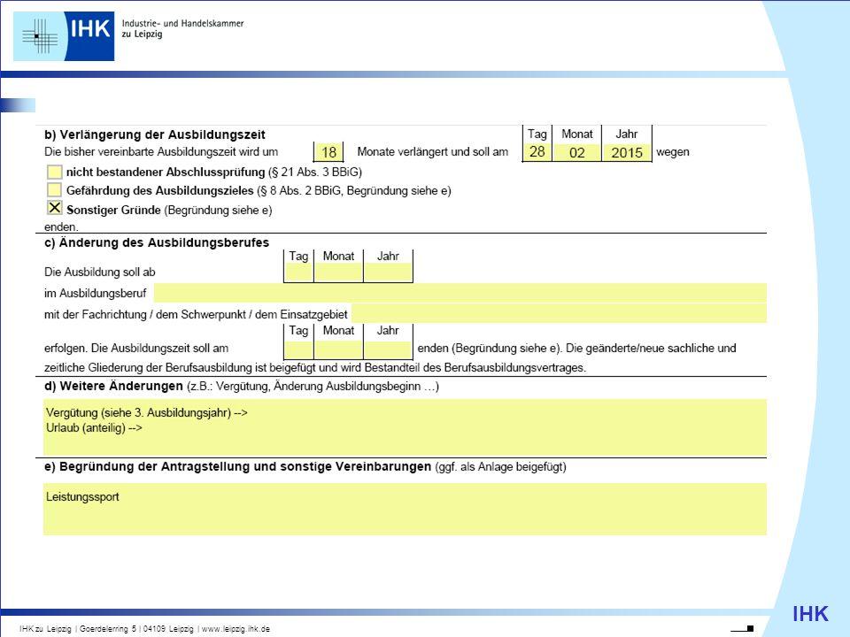 IHK IHK zu Leipzig | Goerdelerring 5 | 04109 Leipzig | www.leipzig.ihk.de Haben Sie Fragen.