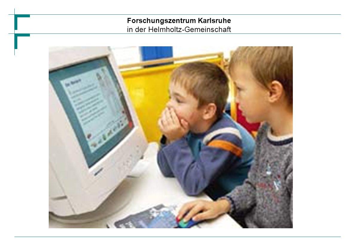 Forschungszentrum Karlsruhe in der Helmholtz-Gemeinschaft