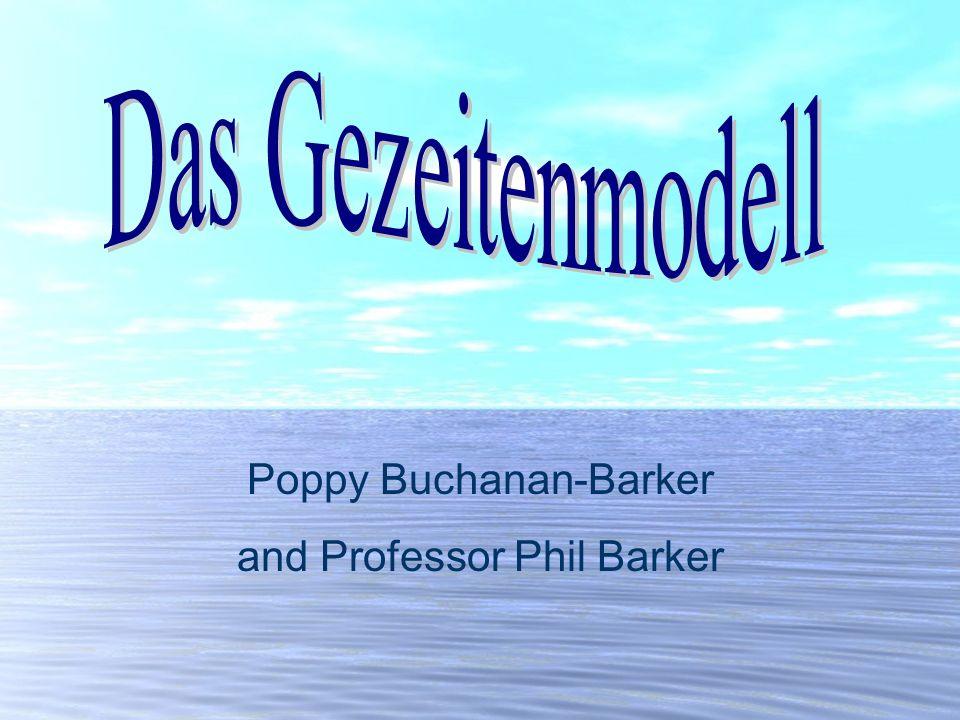 Poppy Buchanan-Barker and Professor Phil Barker