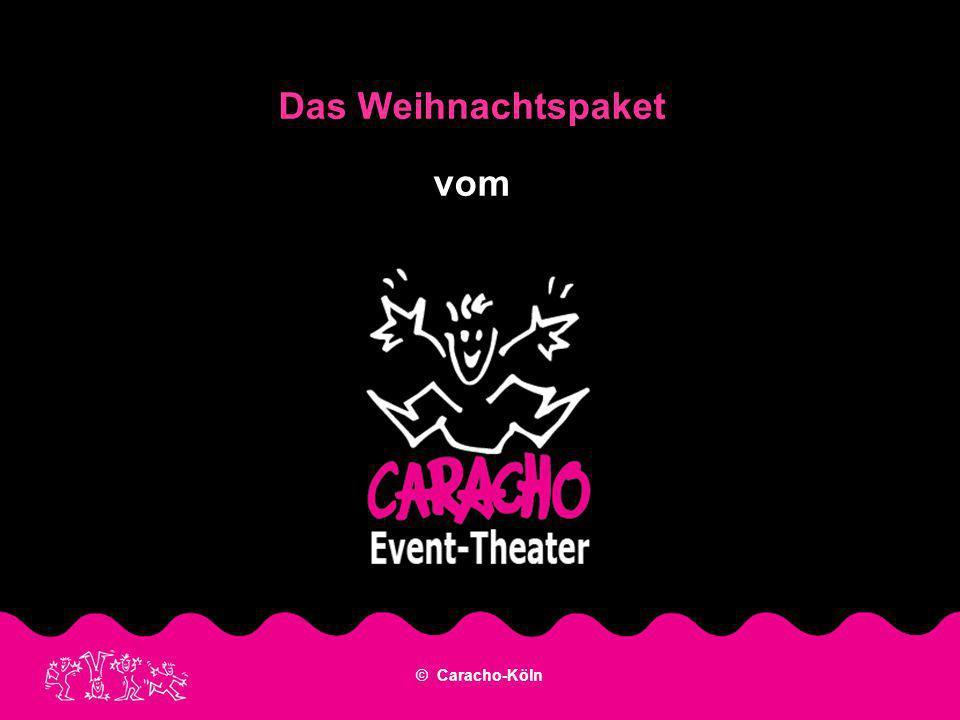 © Caracho-Köln Master-Untertitelformat bearbeiten Das Weihnachtspaket vom