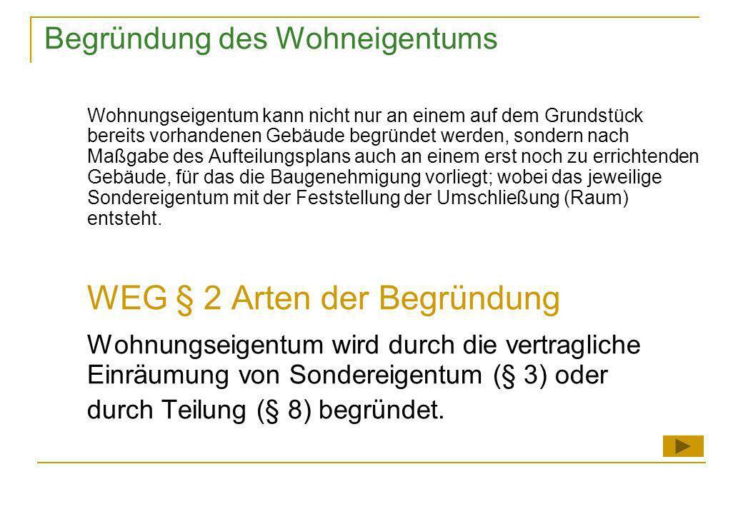 WICHTIG Grundsätzlich verwaltet der WEG-Verwalter nur Gemeinschaftseigentum! Keine Wohnungsverwaltung für die einzelnen Wohnungen