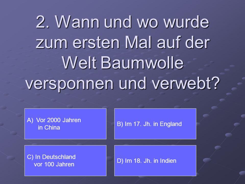9.Wie viele Kleidungsstücke kaufen wir (in Deutschland) im Jahr .