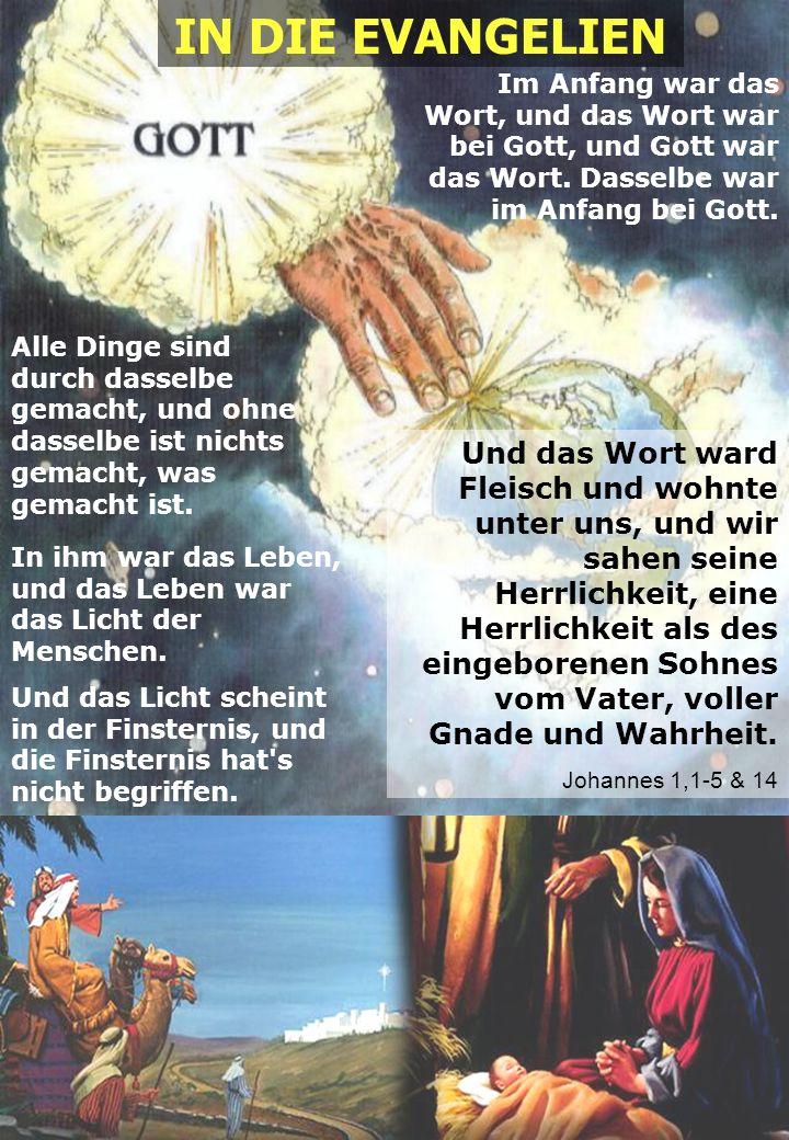 Wenn wir an ihn glauben und ihn aufnehmen, gibt JESUS uns Macht, durch eine übernatürliche Geburt ____________ Kinder zu werden.