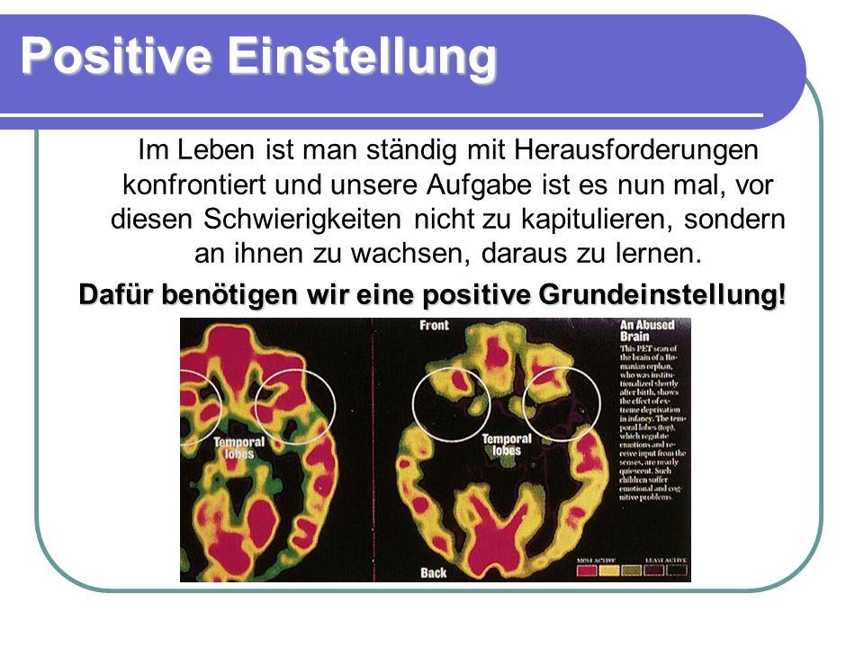 Viel Bewegung an frischer Luft Sportliche Betätigung an frischer Luft versorgt das Gehirn mit Sauerstoff.