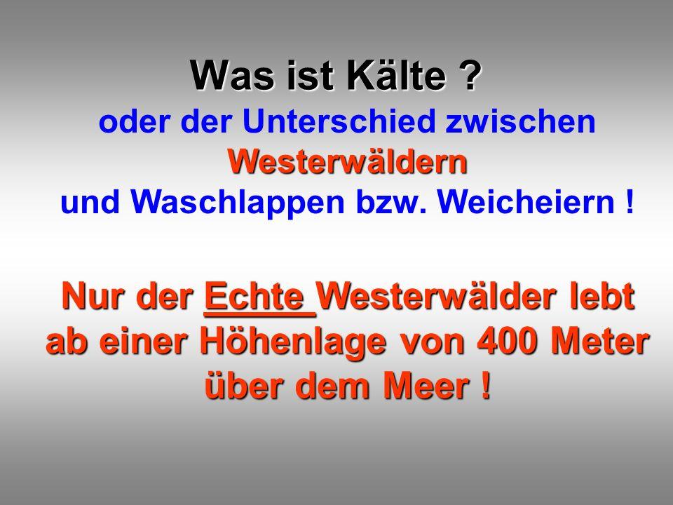 +10°C Die Bewohner von Mietwohnungen im Westerwald drehen die Heizung ab.