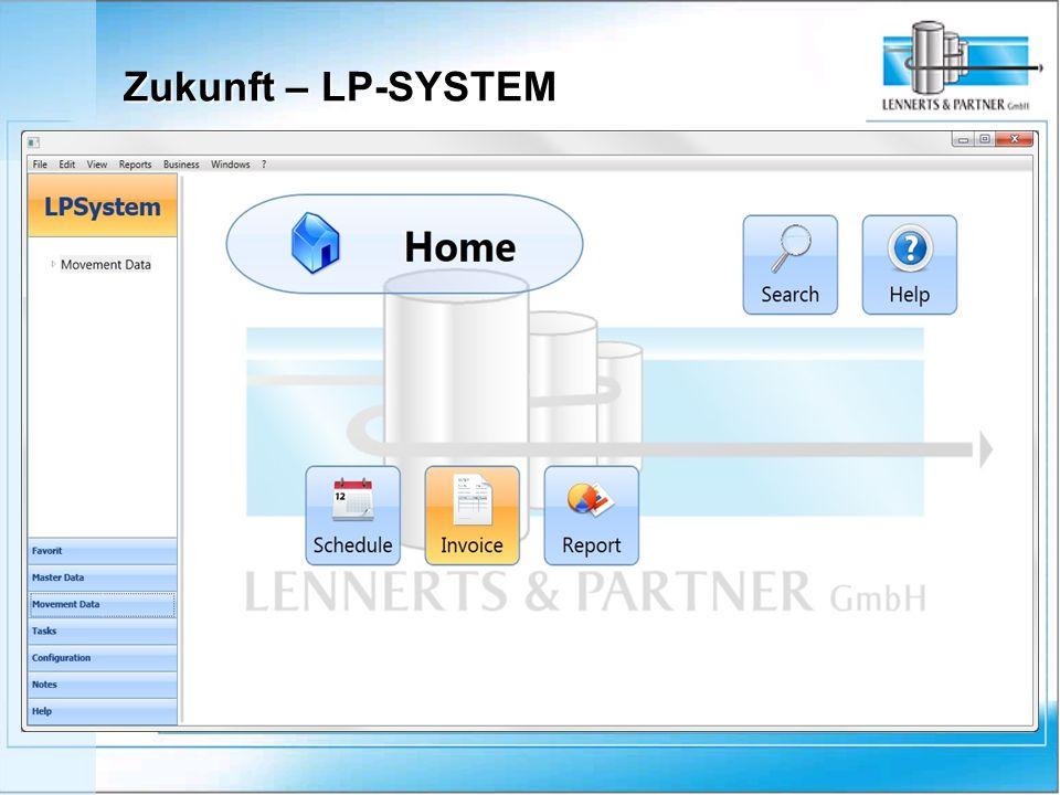 Zukunft – LP-SYSTEM