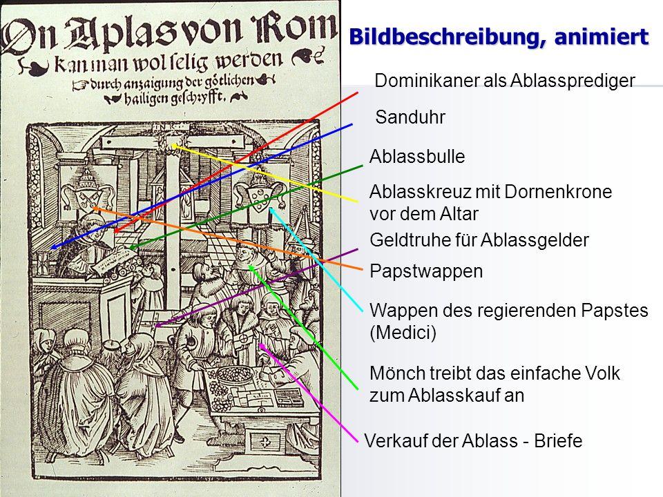 Luther, Von der Babylonischen Gefangenschaft der Kirche, Widmung an Hermann Tulich, 1520 Über den Ablass habe ich vor zwei Jahren geschrieben 1, aber so, dass es mir jetzt außerordentlich leid tut, dass dieses Büchlein so herausgegangen ist.
