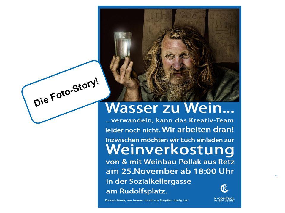 Wasser zu Wein 25. Nov. 2010 1 Die Foto-Story!