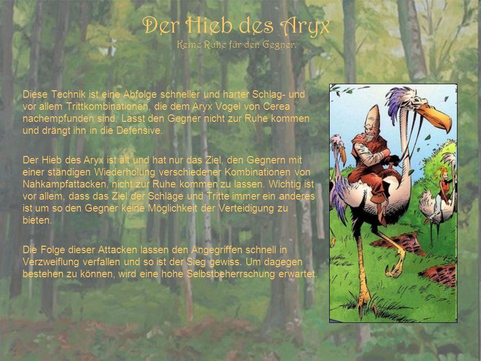 Teräs Käsi ist eine waffenlose Kampfart, die auf dem Planeten Bunduki entwickelt wurde.