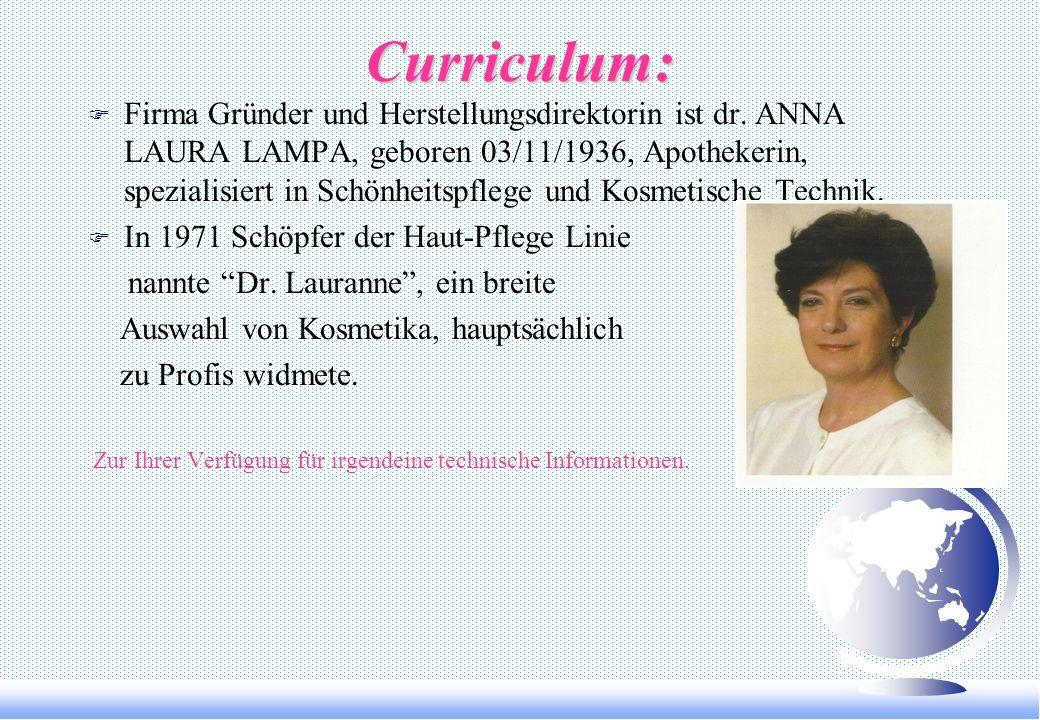 Wír, die Leute von Dr Lauranne…..