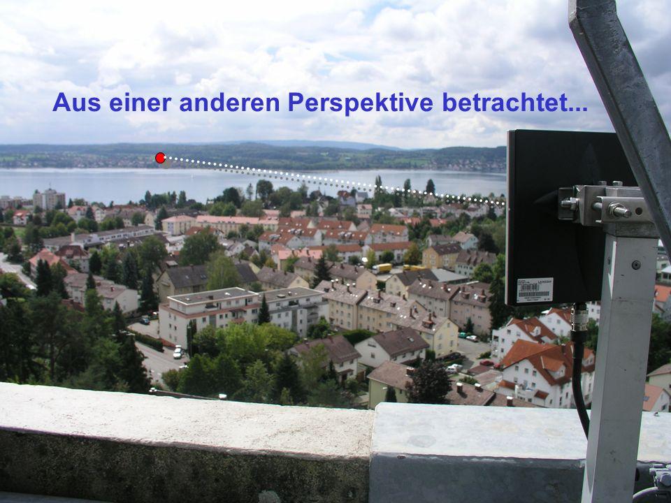 LANCOM Systems - 28 Aus einer anderen Perspektive betrachtet...