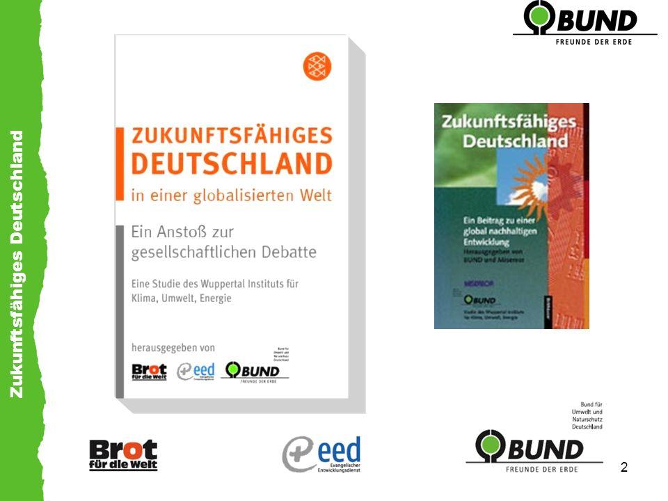Zukunftsfähiges Deutschland 23 Aktions- und Ideensammlung Mach mal Zukunft Ihr könnt handeln – wir können handeln.