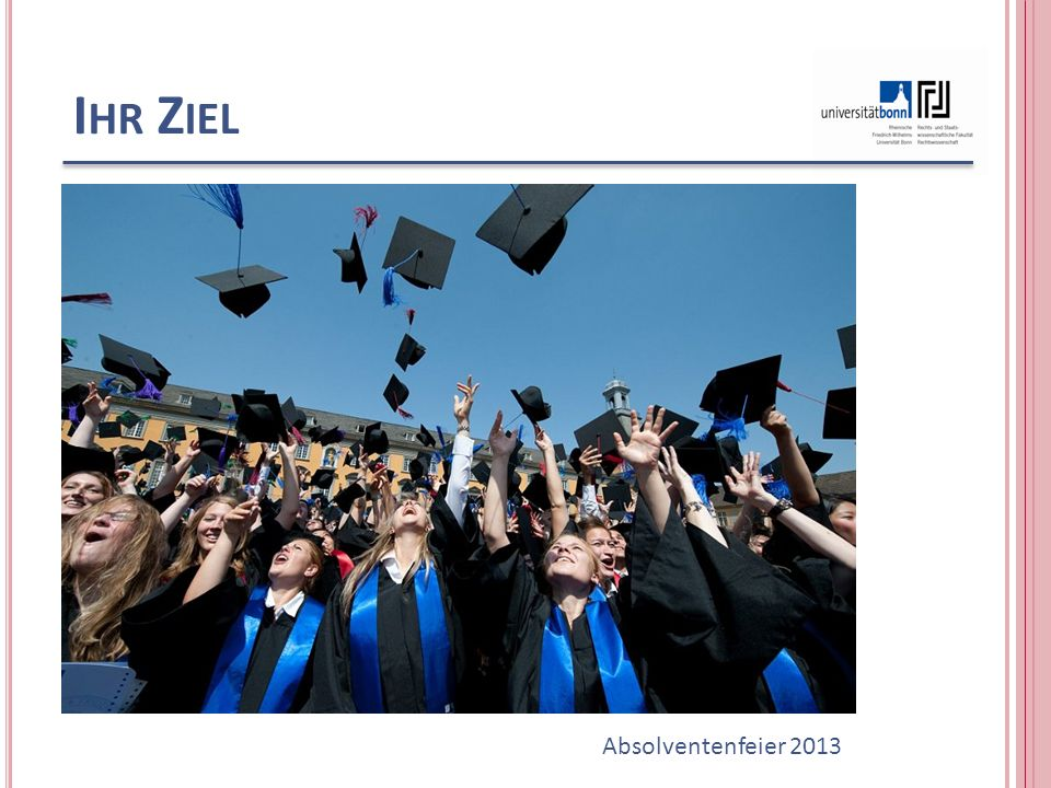I HR Z IEL Absolventenfeier 2013