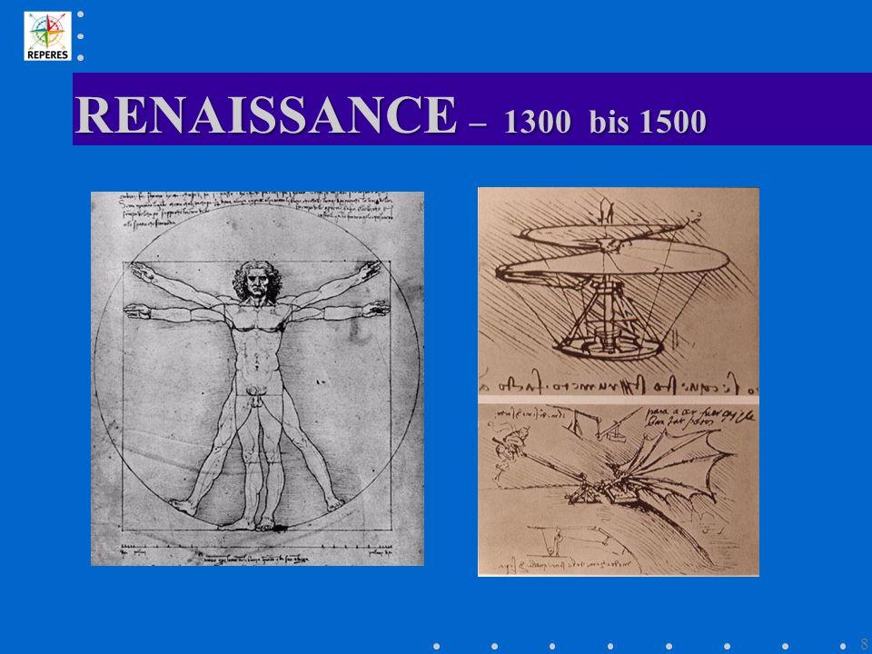 ZEITGENÖSSISCHE PERIODE – von 1815 bis heute 19