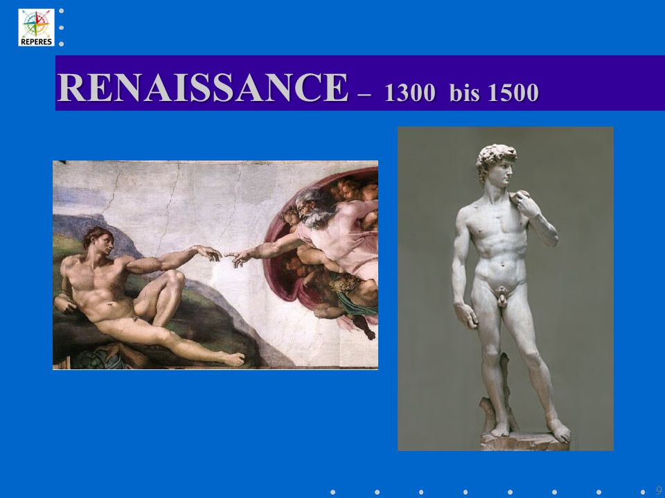 FRÜHE NEUZEIT – 1500 bis 1900 10