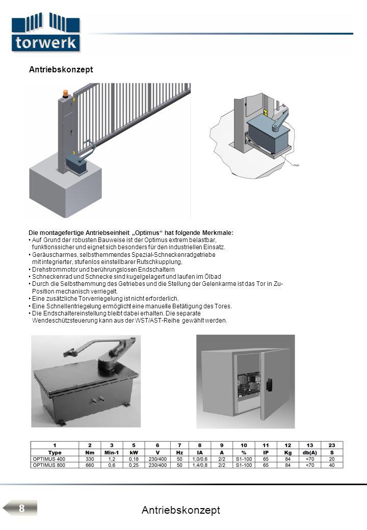 Weitere Varianten Ausführungsvarianten Drehflügeltore 9 Elektrohydraulisches Drehflügeltor DFT2- HY Oberflur bis 15,0 m Elektrohydraulisches Drehflügeltor DFT2- HY Unterflur bis 15,0 m