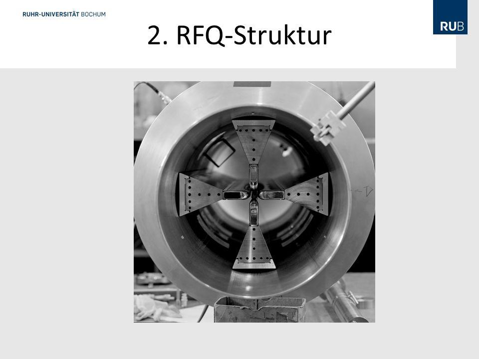 2. RFQ-Struktur