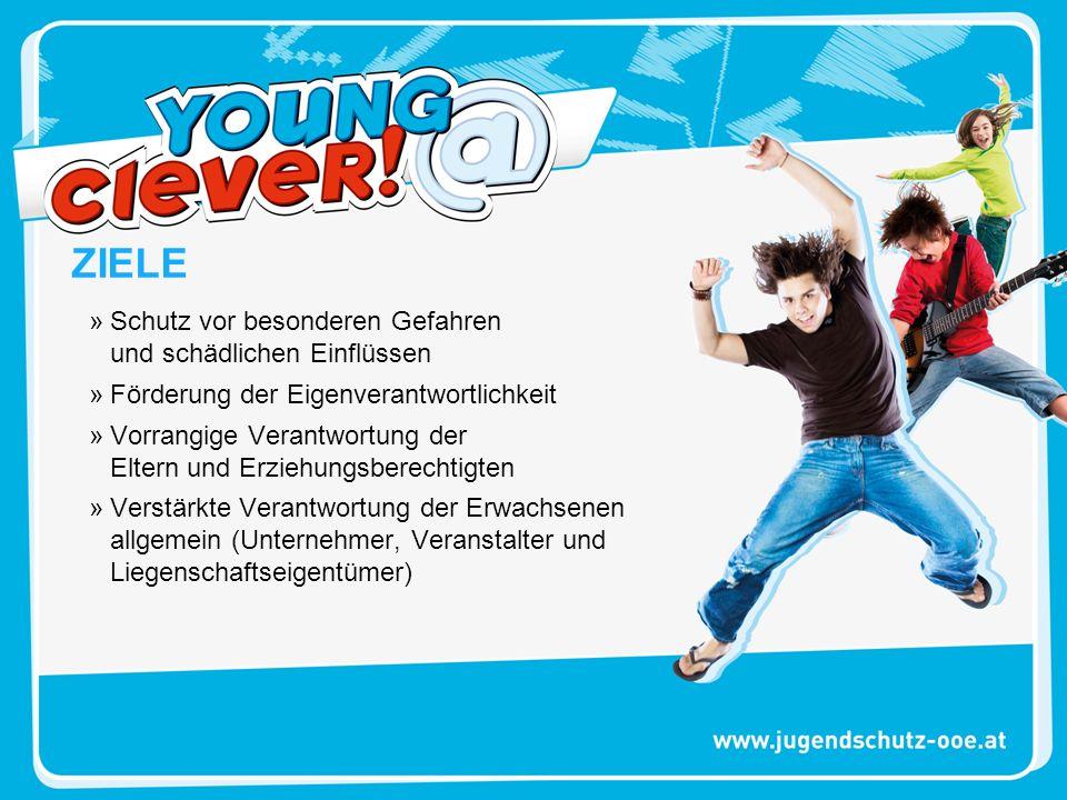 »Jugendliche: Minderjährige bis zur Vollendung des 18.