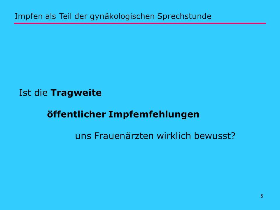 9 Deutschland … Infektionsschutzgesetz (IfSG) jährlich aktualisierte Impfempfehlungen Ständige Impfkommission (STIKO) Schutzimpfungen nach § 20d Abs.