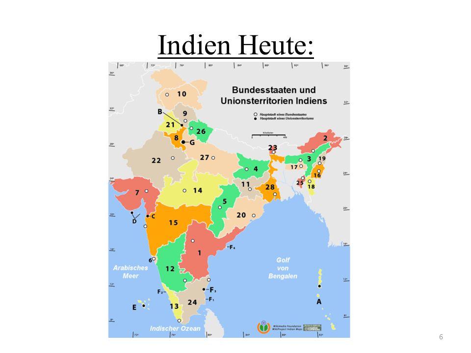 Indien Heute: 6