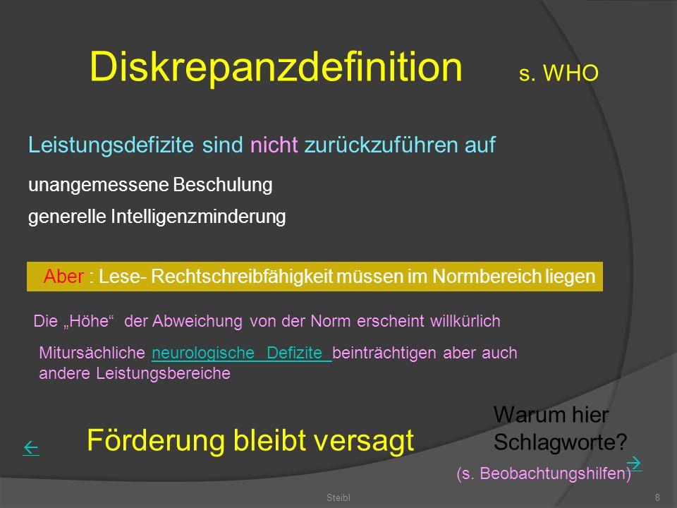Diskrepanzdefinition s.