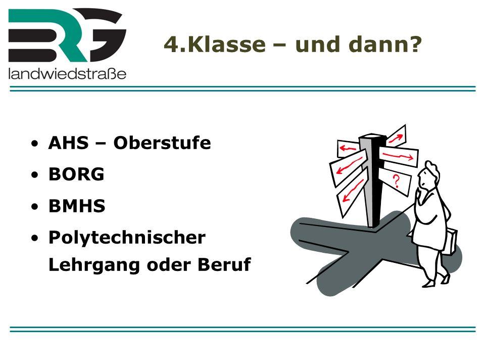 Beratungs- und Informationsstellen Schulpsychologischer Beratungsdienst im Landesschulrat Sonnensteinstraße 20, Urfahr 0732/7071-9121 -Persönliche Beratung -Begabungstests BIZ-Arbeitsmarktservice Bulgariplatz 17 - 19 0732/6903-28740 http://www.arbeitszimmer.cc Wirtschaftskammer Berufsinformation und Bildungsberatung Wiener Straße 150 05/90909 http://portal.wko.at/