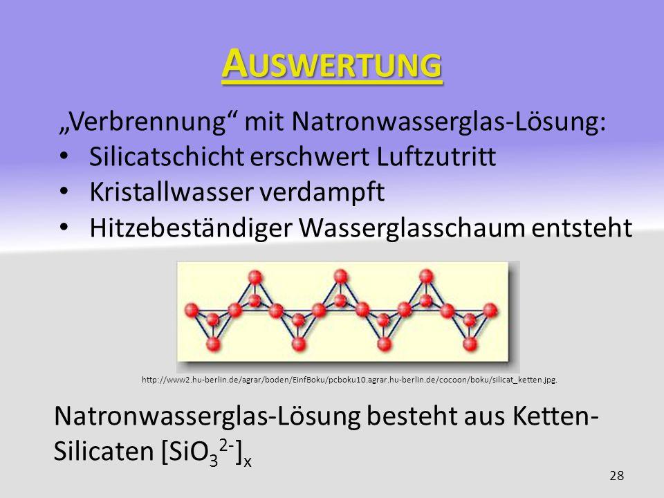 A USWERTUNG 28 http://www2.hu-berlin.de/agrar/boden/EinfBoku/pcboku10.agrar.hu-berlin.de/cocoon/boku/silicat_ketten.jpg. Natronwasserglas-Lösung beste