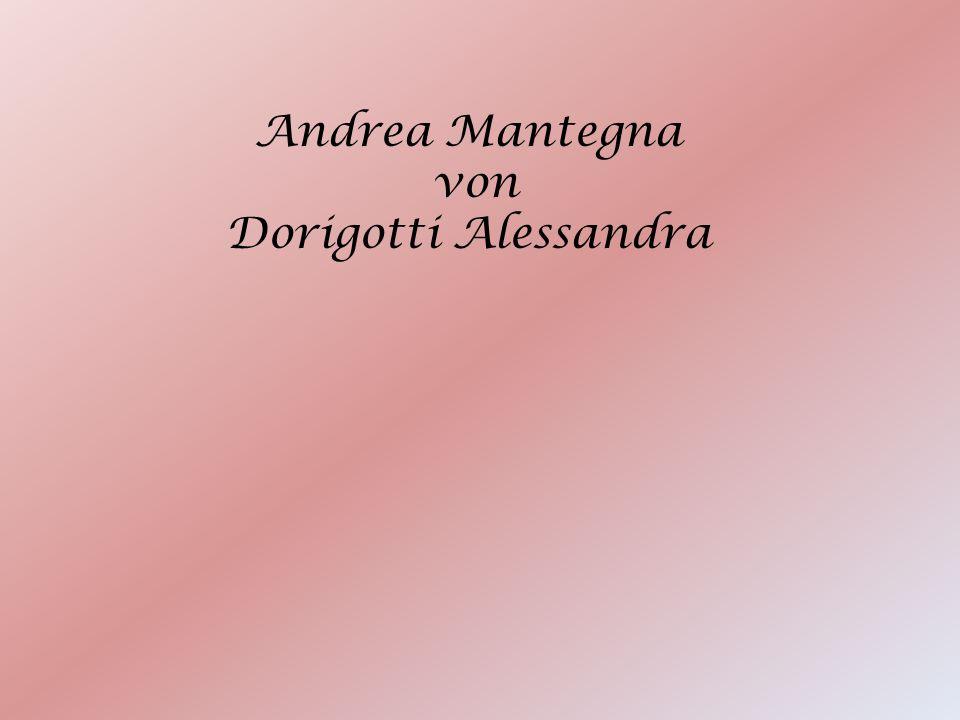 Andrea Mantegna von Dorigotti Alessandra