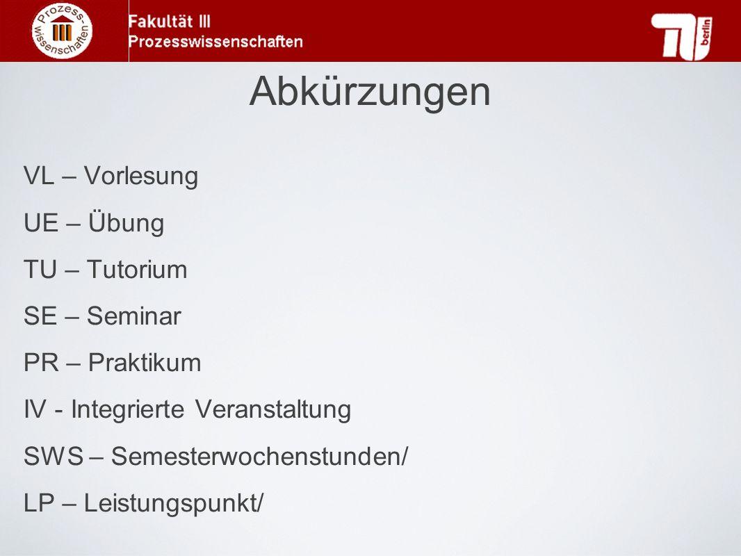 ISIS - Information System for Instructors and Students https://www.isis.tu-berlin.de/ Online Plattform, auf der Infos, Foren, Skripte und andere Dokumente zu allen angebotenen Fächern hinterlegt werden.