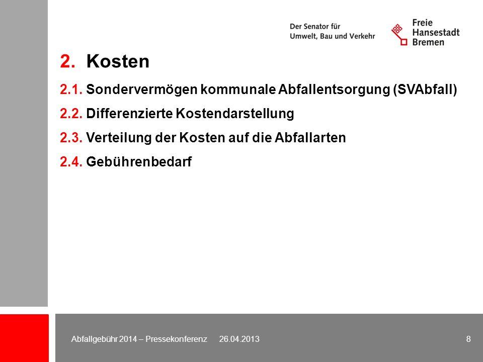 3.Gebühren ab 2014 3.3.
