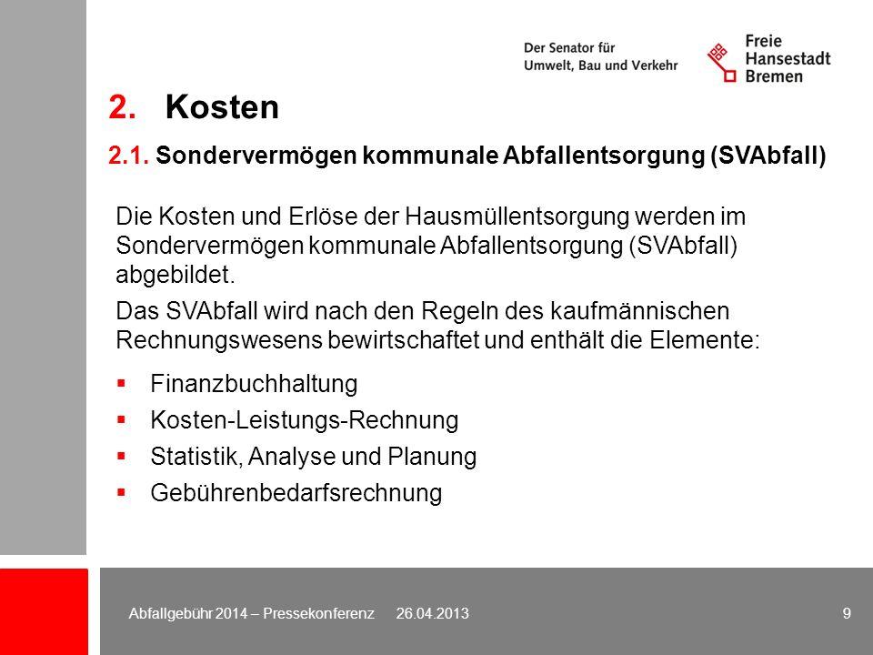 3.Gebühren ab 2014 3.4.