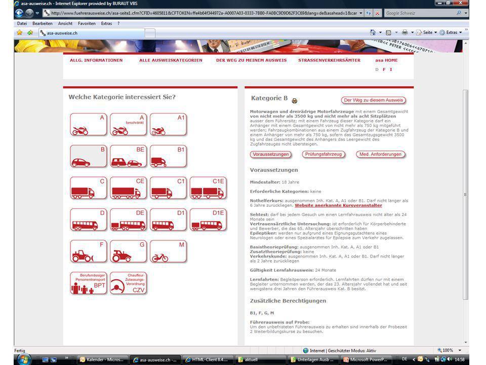 18 5411-109-01-02-01-d BABS 11 Ausbildung an militärischen Fahrzeugen