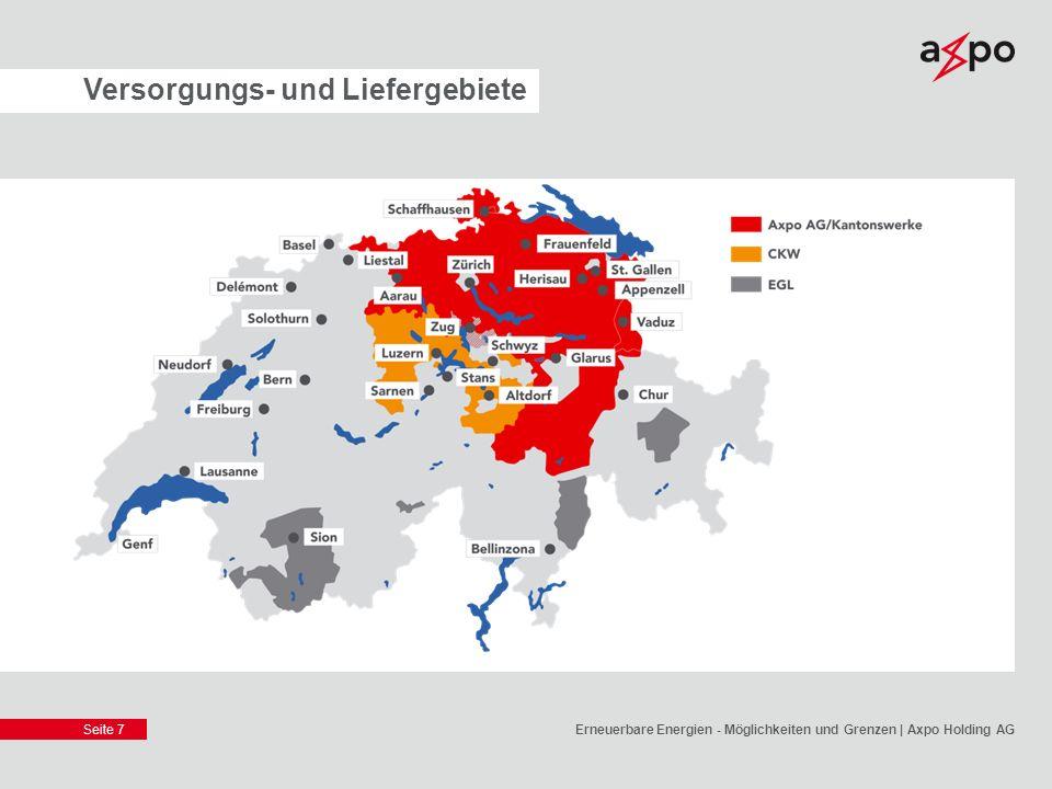 Seite 58 Strategie Deutschland Deutschland steigt aus der Kernenergieproduktion aus.