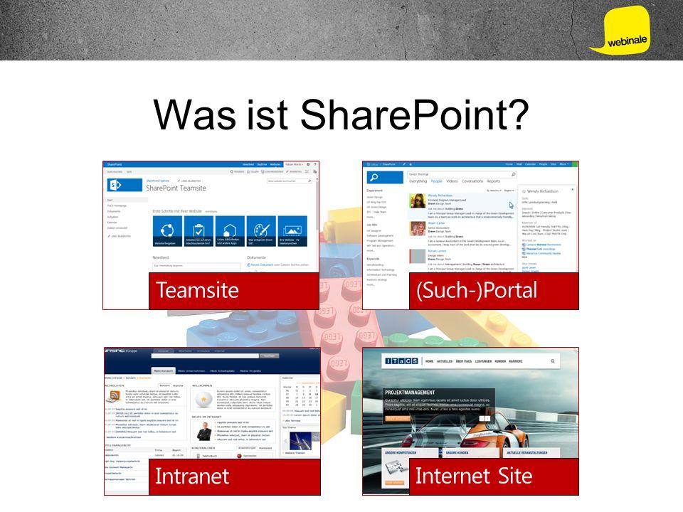 Was ist SharePoint?